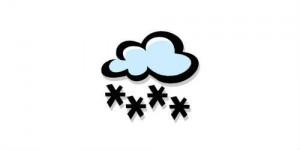 pluie neige